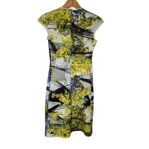 Clover Canyon Space Garden Sheath Dress